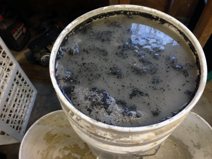 ash-water